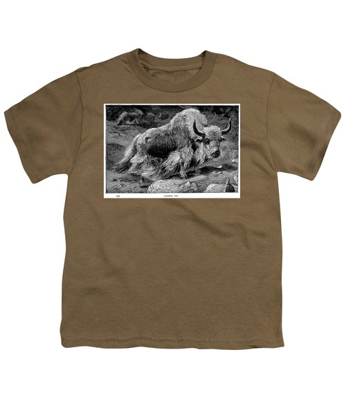 YAK Youth T-Shirt by Granger