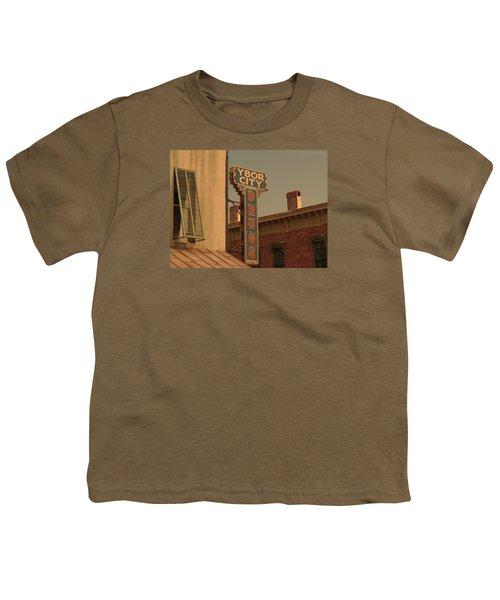 Ybor City Drugs Youth T-Shirt