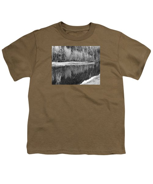 Youth T-Shirt featuring the photograph Yosemite  by Lora Lee Chapman