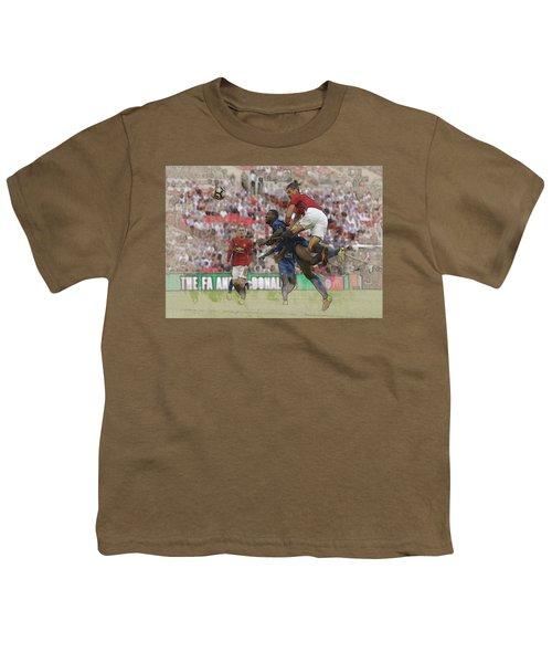 Zlatan Ibrahimovic Header Youth T-Shirt