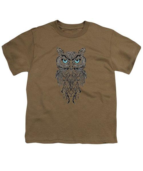 Best T-shirt Is Great For Owl Fans,owl Art T-shirt. Youth T-Shirt