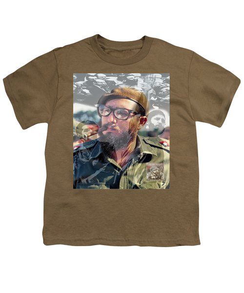 Loved Fidel Youth T-Shirt