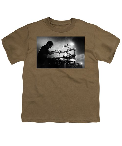 The Drummer Youth T-Shirt