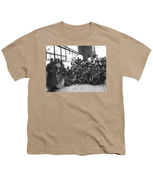 Lt. James Reese Europe's Band Youth T-Shirt