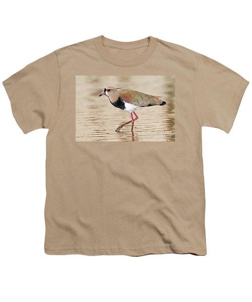 Southern Lapwing Youth T-Shirt