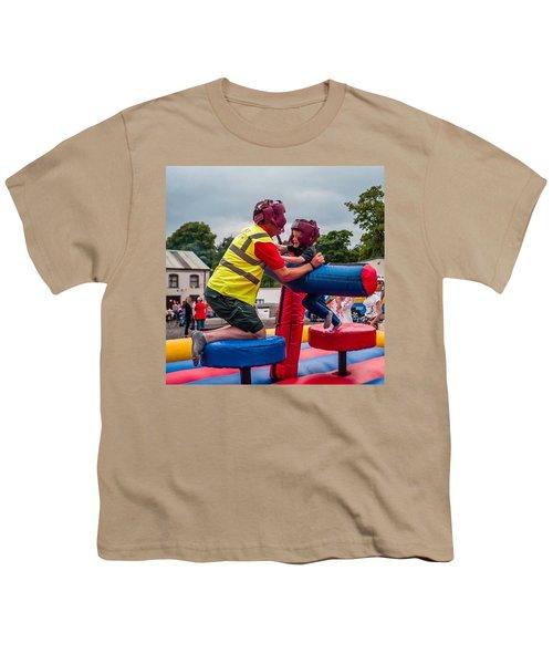 Fun Day #gracegenerationchurch Youth T-Shirt
