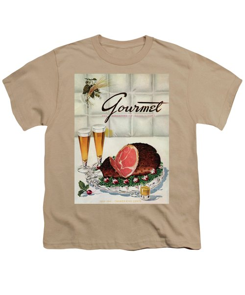 A Gourmet Cover Of Ham Youth T-Shirt