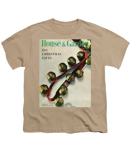 A House And Garden Cover Of Sleigh Bells Youth T-Shirt