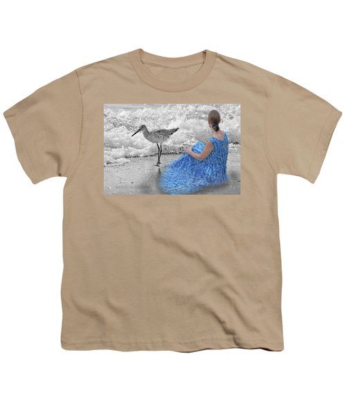 A Sandpiper's Dream Youth T-Shirt