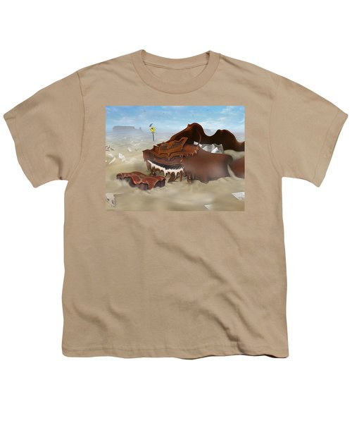A Slow Death In Piano Valley - Panoramic Youth T-Shirt
