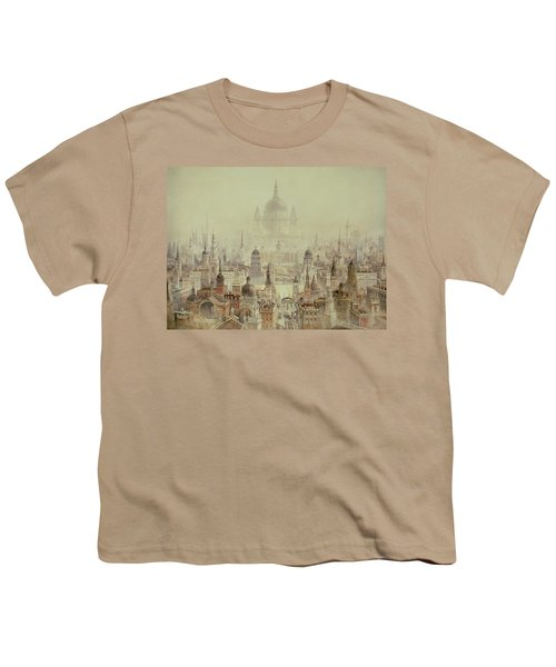 A Tribute To Sir Christopher Wren Youth T-Shirt