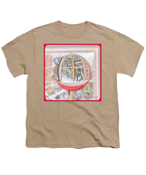 A Winter Marble From Christmas Past Youth T-Shirt
