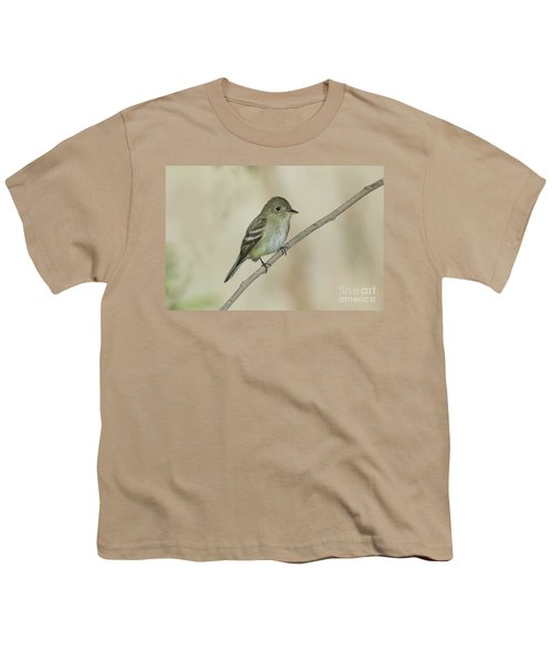 Acadian Flycatcher Youth T-Shirt