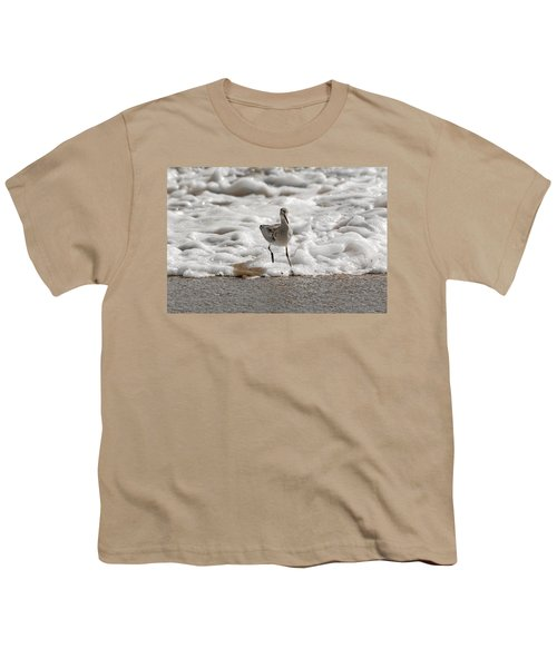 Back To Safety  Youth T-Shirt