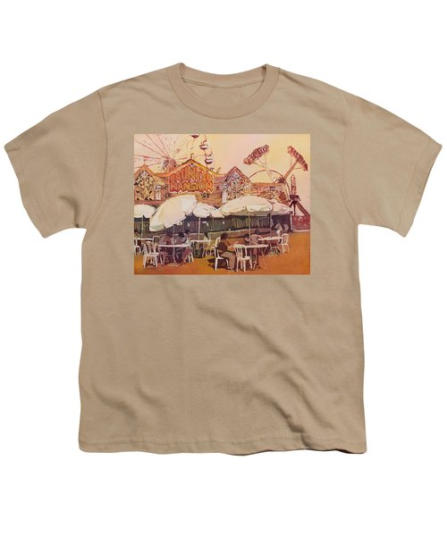 Between Amusements Youth T-Shirt