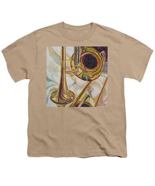 Brass At Rest Youth T-Shirt