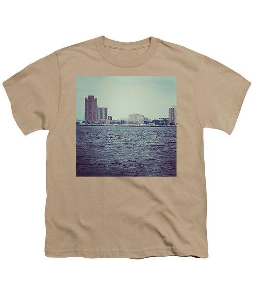 City Across The Sea Youth T-Shirt