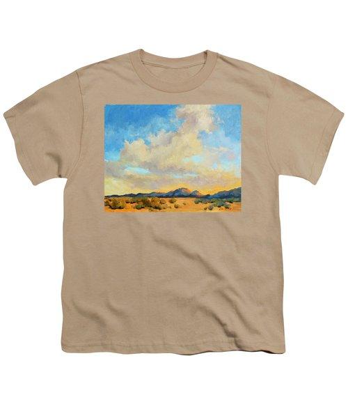 Desert Clouds Youth T-Shirt