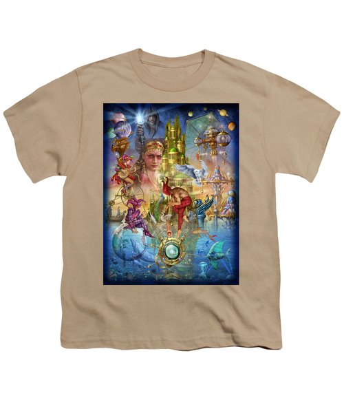Fantasy Island Youth T-Shirt
