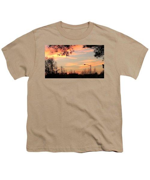 Fire Sky Youth T-Shirt