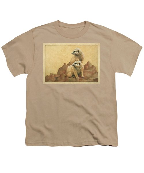 Lookouts Youth T-Shirt by James W Johnson