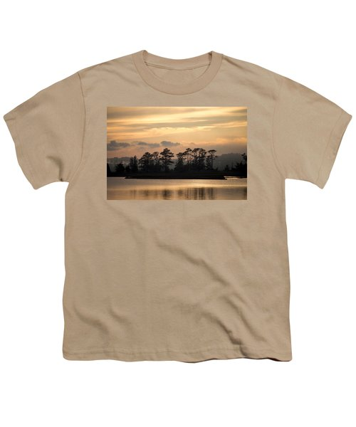 Misty Island Of Assawoman Bay Youth T-Shirt