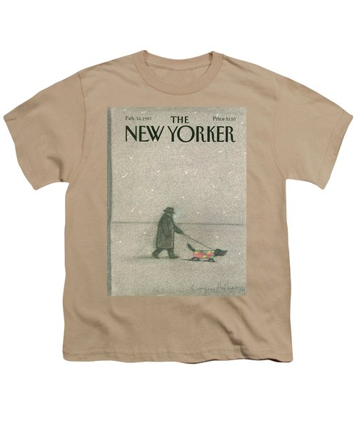 New Yorker February 16th, 1987 Youth T-Shirt