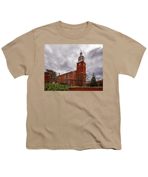 Old Otterbein Country Church Youth T-Shirt