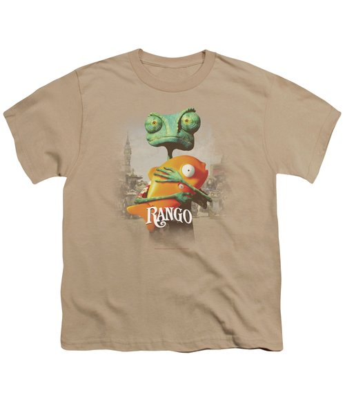 Rango - Poster Art Youth T-Shirt by Brand A