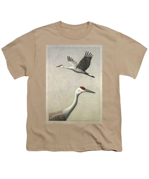 Sandhill Cranes Youth T-Shirt