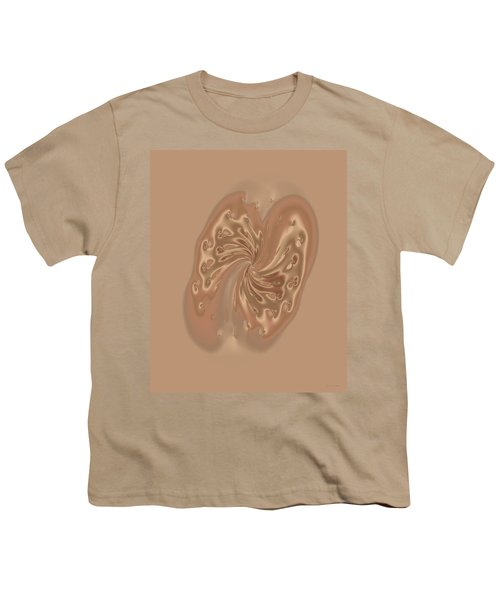 Satin Butterfly Youth T-Shirt