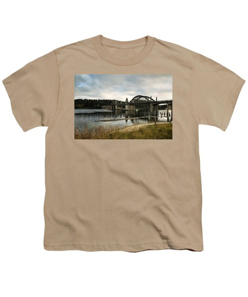 Siuslaw River Bridge Youth T-Shirt
