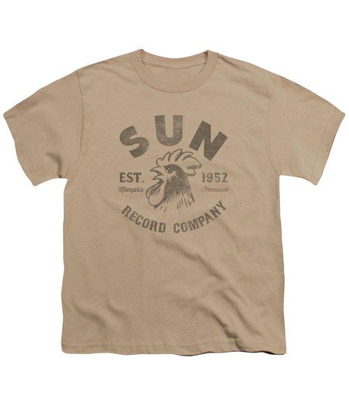 Sun - Vintage Logo Youth T-Shirt