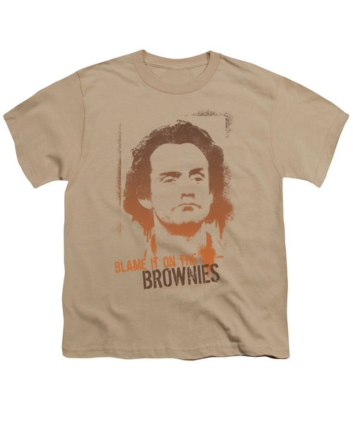 Taxi - Blame It On The Brownies Youth T-Shirt