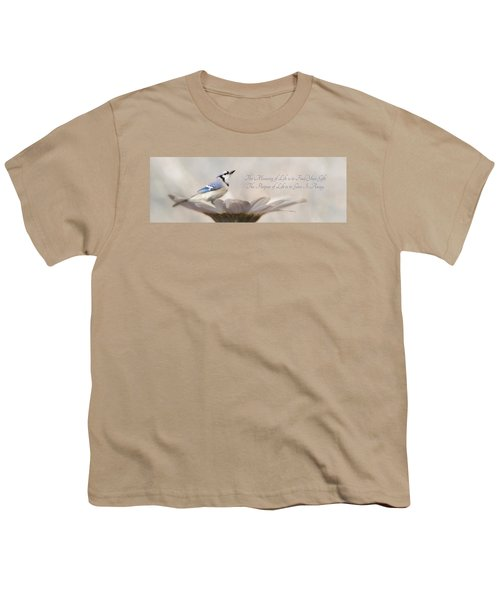 The Meaning Of Life Youth T-Shirt