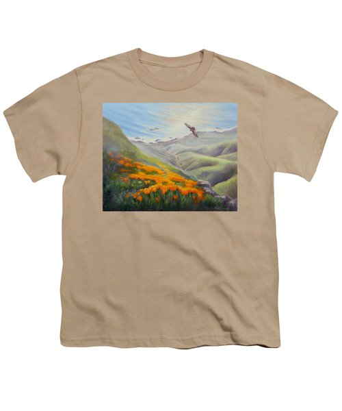 Through The Eyes Of The Condor Youth T-Shirt