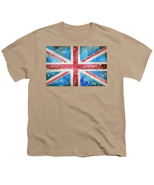 Union Jack Youth T-Shirt by Sean Parnell