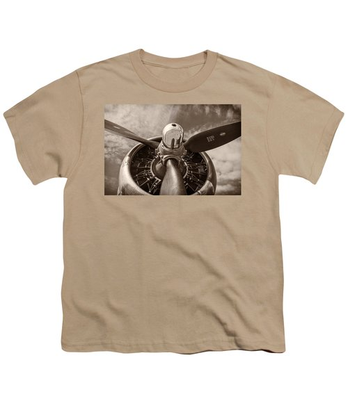 Vintage B-17 Youth T-Shirt