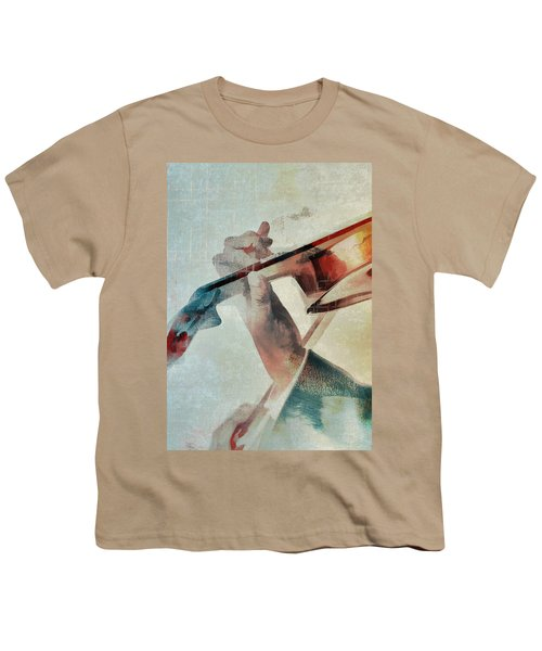 Violinist Youth T-Shirt