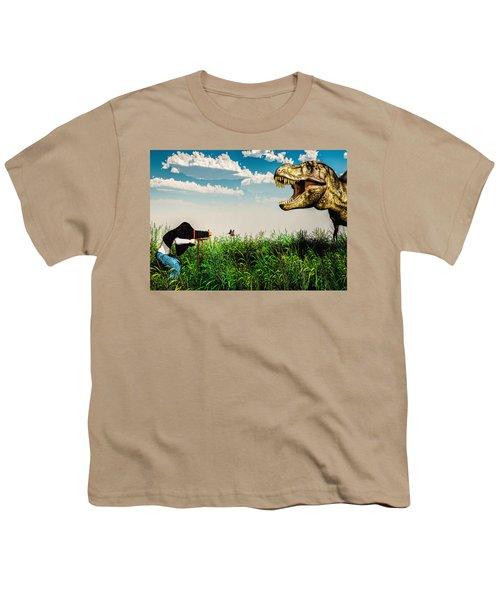 Wildlife Photographer  Youth T-Shirt