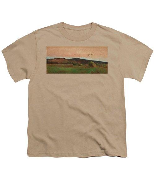 Eurasian Woodcocks Youth T-Shirt