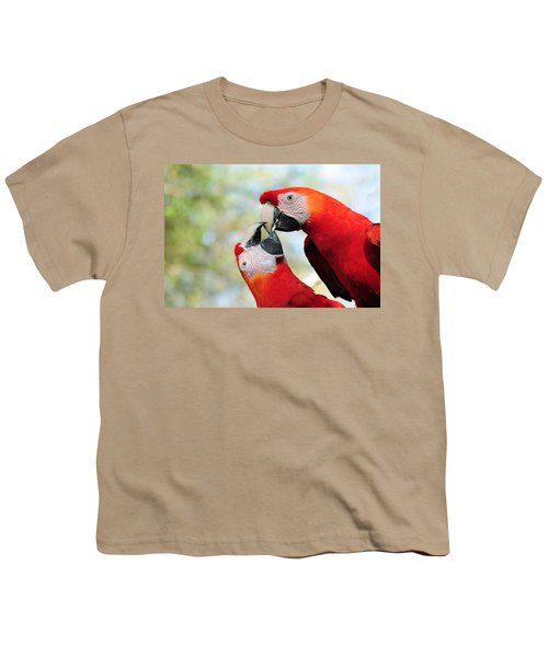 Macaws Youth T-Shirt