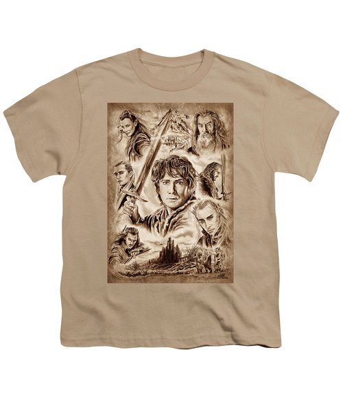Middle Earth Youth T-Shirt