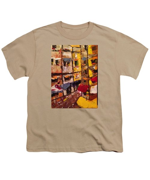 Sunny Side Of The Street Youth T-Shirt