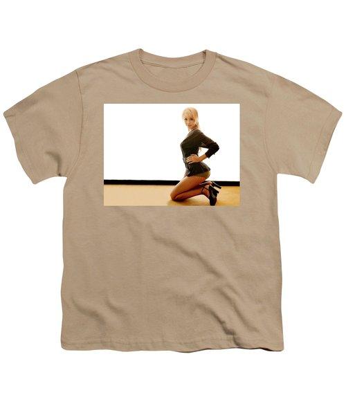 2639 Celebrity Jessica Alba  Youth T-Shirt