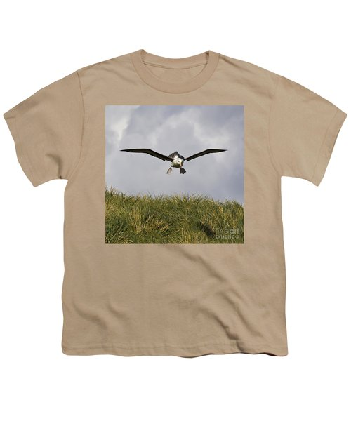 Black-browed Albatross Youth T-Shirt
