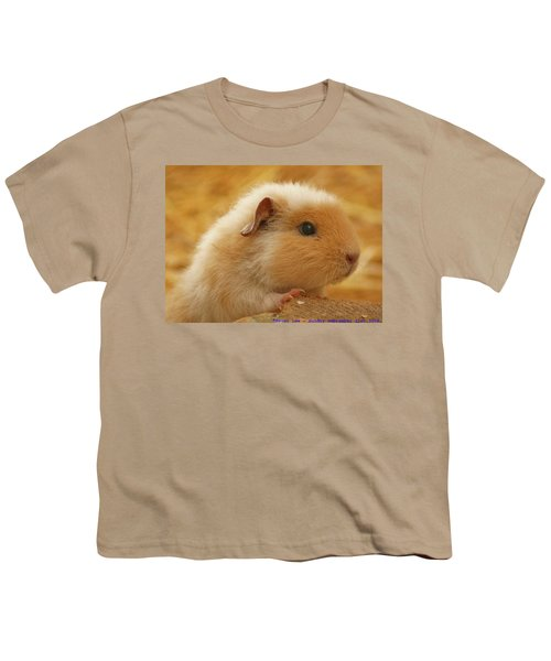 Guinea Pig Youth T-Shirt