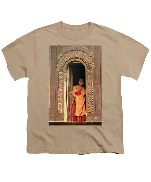 A Monk 4 Youth T-Shirt