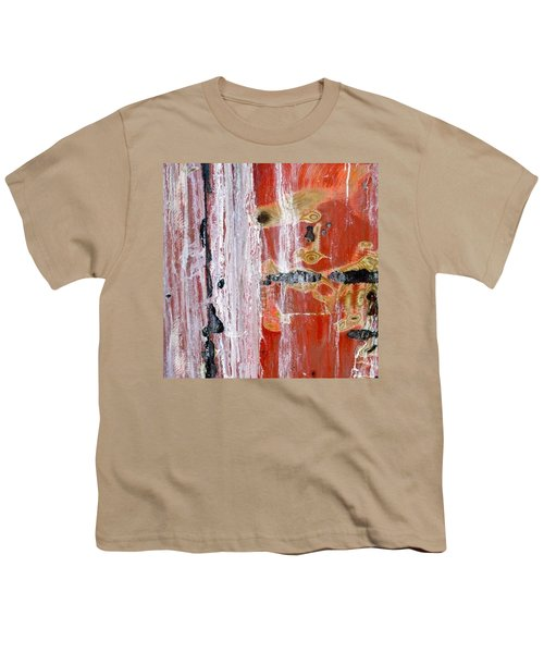 Abstract By Edward M. Fielding - Youth T-Shirt by Edward Fielding