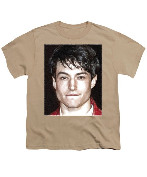 Actor And Musician Ezra Miller Youth T-Shirt